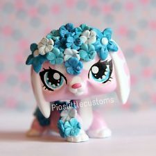 so cute! IF only piaslittle customs were less expensive, cuz theyre so cute Little Pet Shop, Little Pets, Lps Dachshund, Lps For Sale, Custom Lps, Lps Accessories, Lps Toys, Lps Littlest Pet Shop, Kawaii