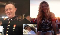 Las Vegas survivor saved by Marine she met hours before | Daily Mail Online