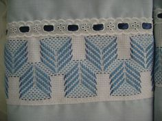Swedish Embroidery, Towel Embroidery, Types Of Embroidery, Cross Stitch Embroidery, Cross Stitching, Swedish Weaving Patterns, Monks Cloth, Huck Towels, Bargello