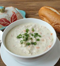 Homemade Cream of Chicken Soup - The Salty Kitchen