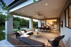 Alfresco as displayed in Drysdale 30 at Berwick Waters Estate