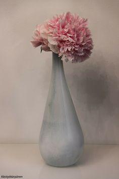Peonies from my garden. Flower Beds, Peonies, Vase, Garden, Home Decor, Garten, Decoration Home, Room Decor, Lawn And Garden