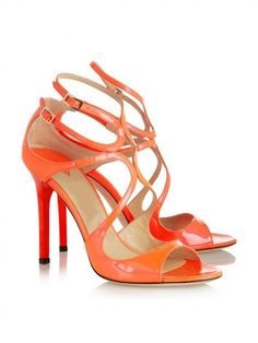 lvain Patent Leather Sandals