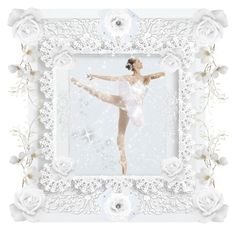 """""""Swan Lake White Out!"""" by bevmardesigns ❤ liked on Polyvore featuring art, artset and artexpression"""