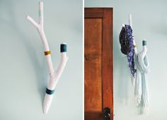 Deco-friendly | Ideas con ramas | Mooi magazine
