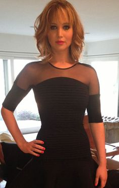 Exclusive: Mark Townsend Dishes on Jennifer Lawrence's New Lob