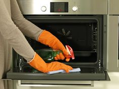 What a professional Oven Cleaning service can do for your ovens in Halifax? Oven Cleaning Hacks, Self Cleaning Ovens, Residential Cleaning, Oven Cleaner, Oven Canning, Double Glass, How To Clean Carpet, Housekeeping, Tricks