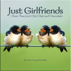 This Just Girlfriends Gift Book is full of wonderful friendship quotes and adorable pictures!