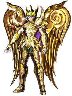 Aries Mu, God