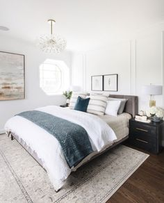 Home Interior Living Room .Home Interior Living Room Farmhouse Master Bedroom, Master Bedroom Design, Home Decor Bedroom, Modern Bedroom, Bedroom Neutral, Contemporary Bedroom, Bedroom Furniture, Bedroom Designs, Bedroom Rugs