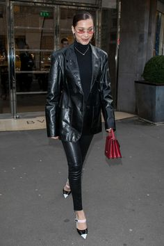 Bella Hadid's Off-Catwalk Couture Wardrobe Is All The Inspiration You Need Right Now | British Vogue