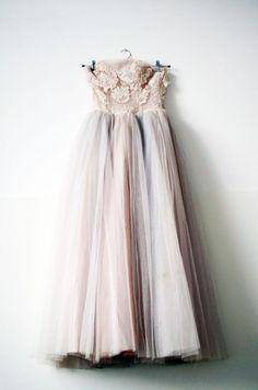 Elsas klänning. Vilken dröm