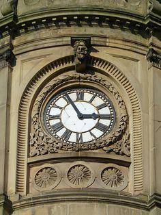 Lloyds Bank, Sowerby Bridge (detail)