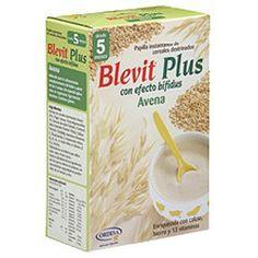 BLEVIT Plus Papilla de Avena 300g.