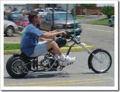 Mini Chopper Motorcycles