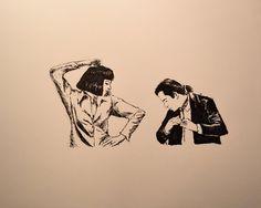 Pulp Fiction - dance scene by Bubuka812