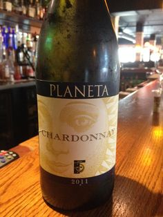 2011 Planeta Chardonnay - Straw yellow with notes of oak, touches of butter and white fruits. Fruity on the palate, white fruits, good oak integration. Medium bodied. Drink now or forever hold your peace.
