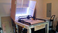 X-Carve Workspace Showcase - X-Carve / Assembly - Inventables Community Forum