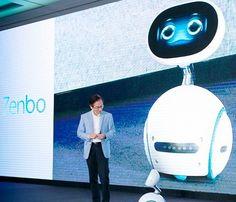 Computex 2016: Asus presenta su primer robot para el hogar