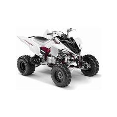 Rear Sport Brake Rotor /& Rear Brake Pads Yamaha YFM700R 700 Raptor 2007-2012