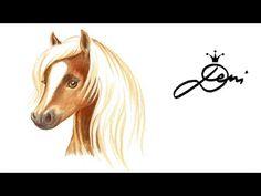 Die 15 Besten Bilder Zu Pferde Zeichnen Lernen Pferde Zeichnen