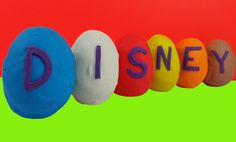 5 Play Doh Surprise Eggs Disney Toys