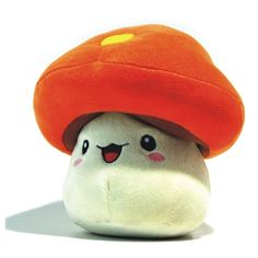 "Kawaii Maple Story Character Monster Mushroom Plush Toy 9"" | eBay"