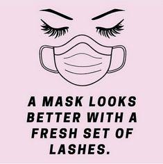 Brow Quotes, Makeup Quotes, Schönheitssalon Design, Lash Lounge, Eyelash Technician, Eyelash Extensions Styles, Salon Quotes, Lashes Logo, Lash Lift