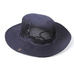 Fishing Cap Binmer(TM)Men Outdoor Camping Sun Protection Wide Brim Boonie Bucket Hat *** You can get more details by clicking on the image.