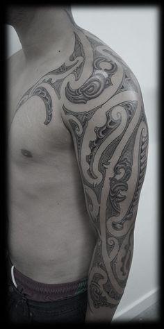 Maori, Ta Moko and Kirituhi Tattoos   Otautahi Tattoo