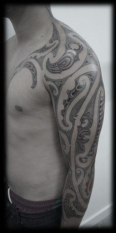 Maori, Ta Moko and Kirituhi Tattoos | Otautahi Tattoo