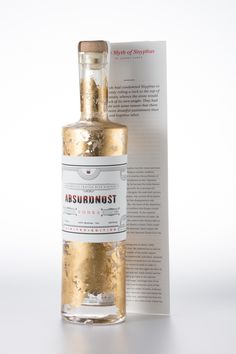 Absurdnost (Student Project) on Packaging of the World - Creative Package Design Gallery