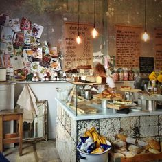 Marmalade cafe, Kemp town, Brighton. Beautiful!