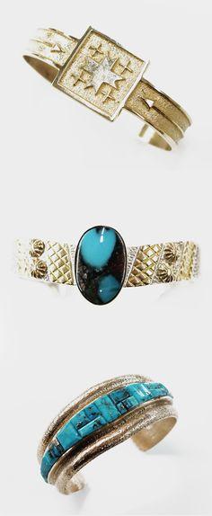 Bisbee Turquoise, Deep Blue, Navajo, Turquoise Bracelet, Gold Jewelry, Bracelets, Bangle Bracelets, Dark Blue, Navajo Language