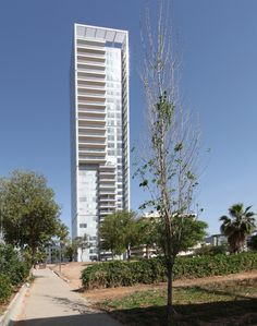 6 Remez Tower | Moshe Zur Architects and Town Planners © Moshe Zur Architects | Bustler