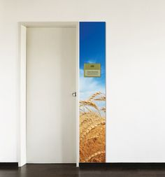 Moxie is a large format graphic panel system… 10 standard sizes (custom too). Each is a direct print on a lightweight aluminum composite panel. Bring the outside in In healthcare, studies have connected views of nature with reduced stress and improved patient outcomes. Moxie can plant a garden anywhere, and adorn it with equally inspiring words.