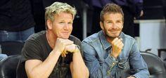 David Beckham to open restaurant with Gordon Ramsey