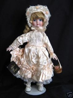 House of Lloyd Victorian Porcelain Doll | eBay