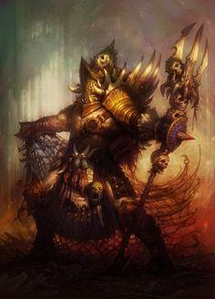 Pit of war theatrics gladiator by Hamsterfly.deviantart.com