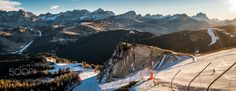 Piz Boé - Alta Badia Italy - Landscape photography by pixael via http://ift.tt/2gHBeRv