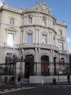 Casa America Madrid Spain