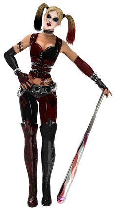 Harley Quinn by Brusya.deviantart.com on @deviantART