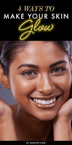 How to Make Skin Glow