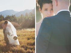 A gorgeous Lake Tahoe wedding!