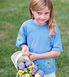 Fun Floral T-Shirt