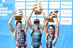 What an incredible day for USA! #1 and #2 in the WORLD Gwen Jorgensen, Having A Baby Boy, Rio Olympics 2016, Rio 2016, Triathlon, 2 In, Role Models, Wisconsin, My Idol