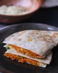Strawberry and leek quesadillas. | food | Pinterest | Quesadillas and ...