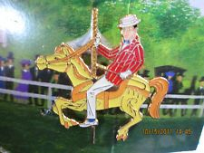 Disney 30th Anniversary Bert Mary Poppins Bert carousel pin