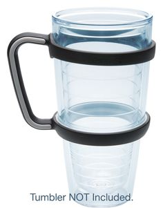 The Tervis handle.  They have both 16 and 24oz. sizes.  Pretty neat!