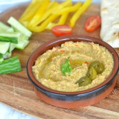 Recipe for home made Jalapeno and Tomato Hummus (or is it Houmous) Guacamole, Hummus, Mexican, Posts, Homemade, Ethnic Recipes, Blog, Messages, Home Made